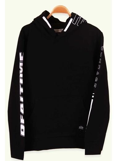 Breeze Sweatshirt Siyah